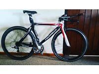 Mens or Ladies Timetrial/Triathlon Bike - Pinerello FT1 Carbon 30HM12K. Size 49cm