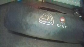 Good condition Eurohike Kent tent.