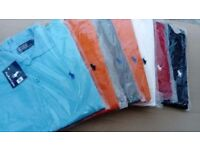 Ralph polos. Joblot of 6.size small