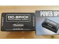 Dunlop DC Brick - multi power supply for guitar effects