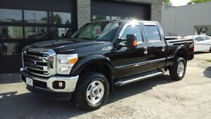2014 Ford F-250 XLT, 4x4, CREWCAB, CAMÉRA, MAGS, CRUISE