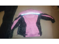 Ladys Textile Jacket and Trousers *Used 3 times*
