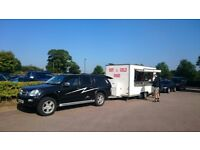 MOBILE CATERING BUSINESS For Sale in Prime Location