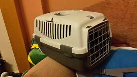 Cat carrier box