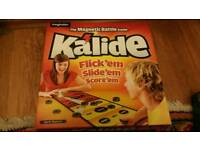 Kalide game as new