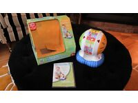 BOXED LEAP FROG SPIN & SING ALPHABET ZOO RRP £20.00