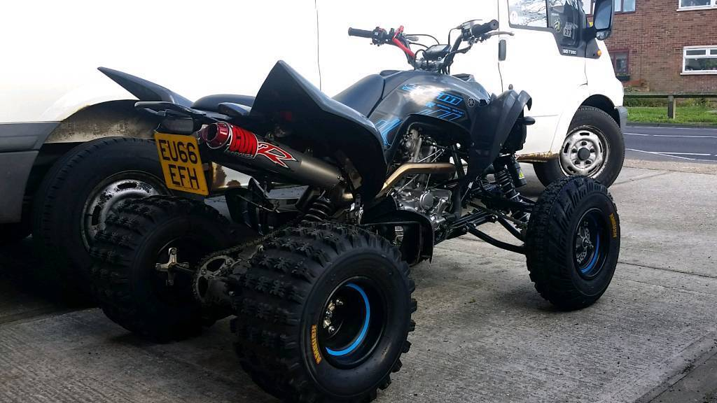 yamaha raptor 700 special edition 2017 on a 66 plate in colchester essex gumtree. Black Bedroom Furniture Sets. Home Design Ideas