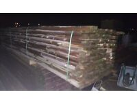 1 pack of decking 180 4.8 x 120mm x 28 mm seconds