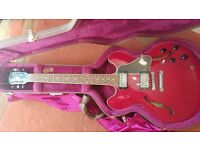 Gibson ES-335 (dots, 1997) with case
