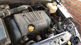 Z18xe Astra 1.8 2005 H engine Vauxhall mk5