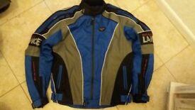 Buffalo lance motorbike jacket for men