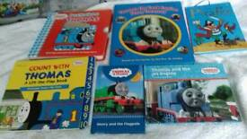 SELECTION OF THOMAS THE TANK BOOKS