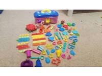 Bundle of Playdoh accessories