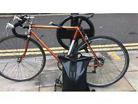 Vintage Bicycle Raleigh, Road Bike