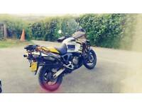 Honda Varadero 1000 with LOTS OF EXTRAS