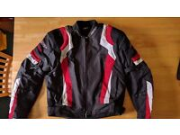 RST Blade textile motorcycle jacket