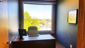 BEST PRICED OFFICE SPACE IN RED DEER: ALL-INCLUSIVE PRICE STARTI