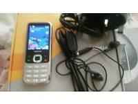 Nokia 6700 classic unlocked with box charger and earphones phone in good condition