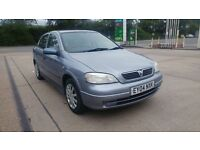 VAUXHALL ASTRA CLUB AUTOMATIC//1.6// LOW MILEAGE/2004 //£770