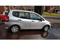 2007 (December) Honda Jazz 1.2 Petrol 5 Door Hatchback.