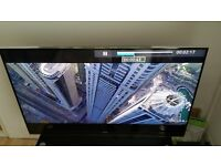 "Panasonic TX-55AX902B 55"" 4K Passive 3D TV Immaculate Condition"
