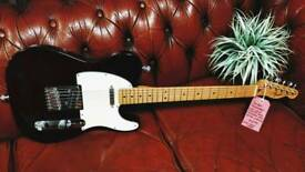2009 Fender Telecaster with Bare Knuckle Pickups and hardcase