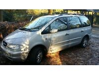 LHD AUTOMATIC FORD GALAXY 7 SEATER LEFT HAND DRIVE