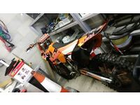 Ktm 125 exc for sale