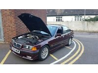 1998 BMW 318is Saloon 74K FSH