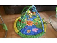 Large Baby Playmat (Beautiful Garden Music & Light)