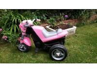 Childs motorbike...
