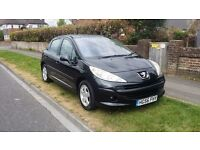 BARGAIN VERY CLEAN & TIDY PEUGEOT 207 WITH 12 MONTHS MOT !!!!!!