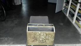 Vintage Mail Holder