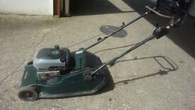 Hayter harrier 48 self propelled mower cost £800