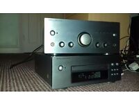 Wharfedale Separates SetS Amp/6+1 CD Player