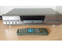 DVD and CD Player + remote - Eclipse