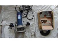 """1/4 """" plunge router"""