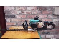 Petrol hedge trimmer mint condition 25cc