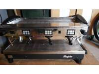 Magister 3 group coffee machine for sale £300 ONO