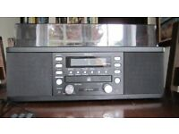 TEAC one piece CD player/cassette player/recorder/vinyl record player/radio