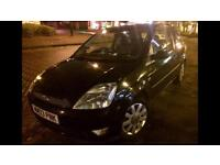 *OFFERS / SWAPS* Ford Fiesta 1.4 Black Edition RECENT SERVICE & MOT