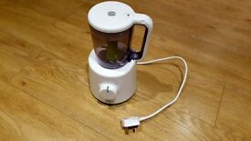 Philips Avent Combined Baby Food Steamer and Blender - complete in box - perfect condition