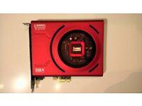 Creative Sound Blaster Z SBX PCIE