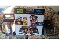 Nutri Ninja Ninja Blender Duo 1500W