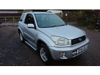Toyota rav 4 one owner from new 1450 ono