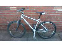 Adults Ridgeback Adventure K8 bike 17 inch aluminium frame good working condition and ready to ride
