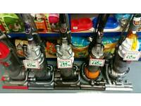 Dyson vacuums reconditioned