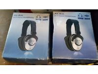 alba head phones