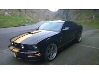 2005 Ford Mustang GT 4.6L V8 Auto, 47,900 miles– Hertz Shelby Clone