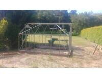 """12'6""""x8'6"""" greenhouse for sale Dismantled for collection"""